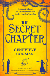 Book cover of The Secret Chapter