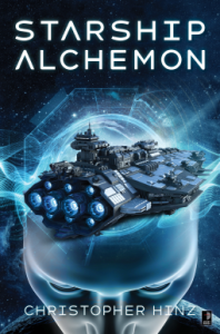 Book cover of Starship Alchemon