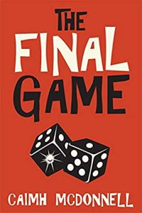 Book cover of the Final Game