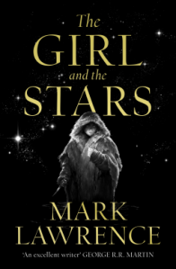 Book cover of the Girl and the Stars