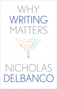 Book cover of why writing matters