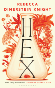 Book cover of Hex
