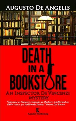Book cover of Death in a Bookstore