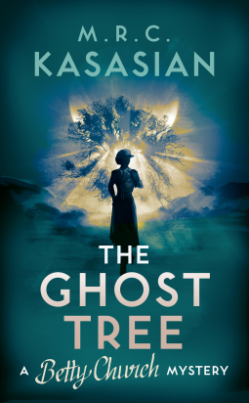 Book cover of The Ghost Tree